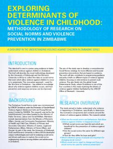 Methodology paper cover