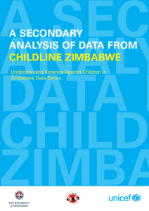 Secondary analysis cover